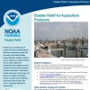 Disaster Relief Resources for Aquaculture Producers