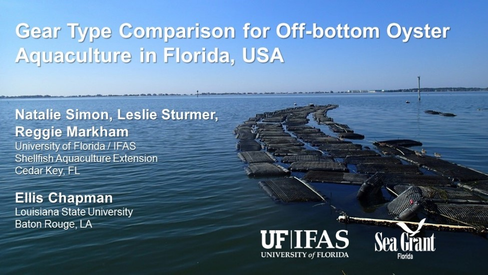 News - Florida Shellfish Aquaculture Online Resource Guide
