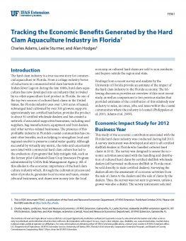 Clam-Economic-Impact-2012